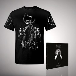Medico Peste - Bundle 2 - CD DIGIPAK + T-shirt bundle (Men)