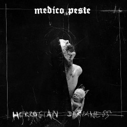 Medico Peste - Herzogian Darkness - CD EP DIGIPAK
