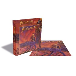 Megadeth - Peace Sells... But Who's Buying? - Puzzle