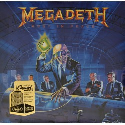 Megadeth - Rust In Peace - LP