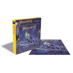 Megadeth - Rust In Peace - Puzzle