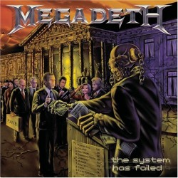 Megadeth - The System Has Failed - CD DIGIPAK