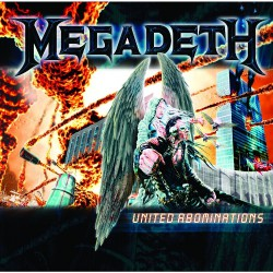 Megadeth - United Abominations - CD DIGIPAK