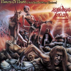 Mekong Delta - Dances of death (and other walking shadows) - CD
