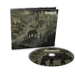 Memoriam - For The Fallen - CD DIGIPAK