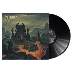 Memoriam - Requiem For Mankind - LP Gatefold