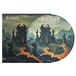 Memoriam - Requiem For Mankind - LP Picture Gatefold