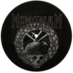"Memoriam - The Hellfire Demos - Picture 7"" EP"