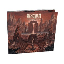 Memoriam - The Silent Vigil - CD DIGIPAK
