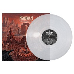Memoriam - The Silent Vigil - LP Gatefold Coloured