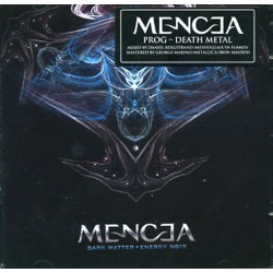 Mencea - Dark Matter - Energy Noir - CD + DVD