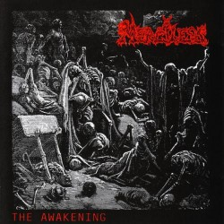Merciless - The Awakening - LP COLOURED