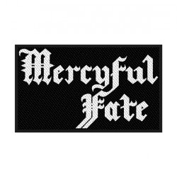 Mercyful Fate - Logo - Patch