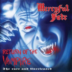 Mercyful Fate - Return Of The Vampire - CD DIGISLEEVE
