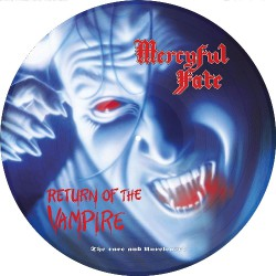 Mercyful Fate - Return Of The Vampire - LP PICTURE