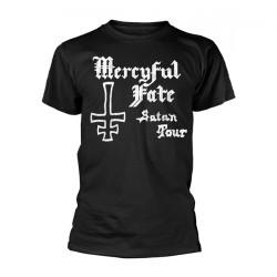 Mercyful Fate - Satan Tour 1982 - T-shirt (Men)