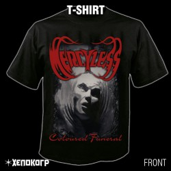 Mercyless - Coloured Funeral - T-shirt (Men)