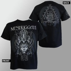 Meshuggah - 25 Years - T-shirt (Men)