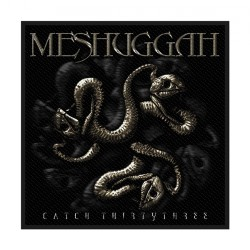 Meshuggah - Catch 33 - Patch