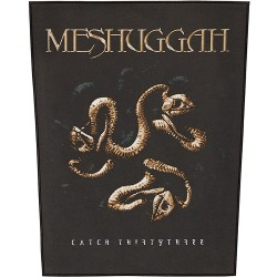 Meshuggah - Catch 33 - BACKPATCH
