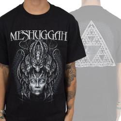 Meshuggah - Faces - T-shirt (Men)