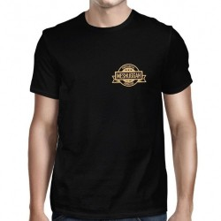 Meshuggah - Gold Crest - T-shirt (Men)