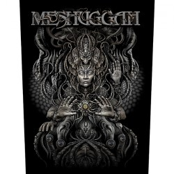 Meshuggah - Musical Deviance - BACKPATCH