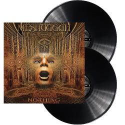 Meshuggah - Nothing - DOUBLE LP Gatefold