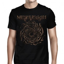 Meshuggah - Spiral Of Snakes - T-shirt (Men)