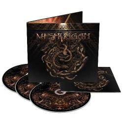 Meshuggah - The Ophidian Trek - 2CD + BLU-RAY