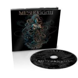 Meshuggah - The Violent Sleep Of Reason - CD DIGIPAK