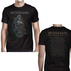 Meshuggah - Violent Sleep Tour - T-shirt (Men)