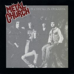 Metal Church - Blessing In Disguise - LP
