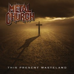 Metal Church - This Present Wasteland - CD
