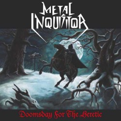 Metal Inquisitor - Doomsday for the Heretic - DOUBLE CD