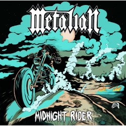 Metalian - Midnight Rider - CD SLIPCASE