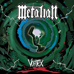 Metalian - Vortex - CD SLIPCASE
