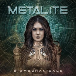 Metalite - Biomechanicals - CD