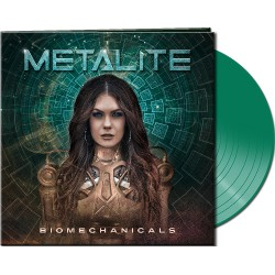 Metalite - Biomechanicals - LP COLOURED