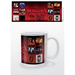 Metallica - Albums - MUG