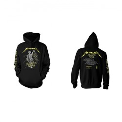 Metallica - And Justice For All Tracks - Hooded Sweat Shirt (Men)