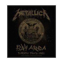 Metallica - Bay Area Thrash - Patch