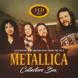 Metallica - Collectors Box - 3CD DIGISLEEVE