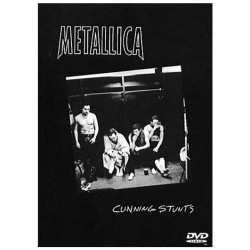 Metallica - Cunning Stunts - DOUBLE DVD