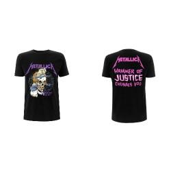 Metallica - Damage Hammer - T-shirt (Men)