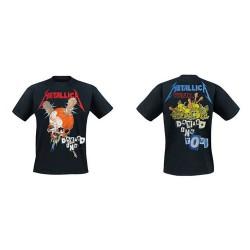 Metallica - Damage Inc - T-shirt (Men)