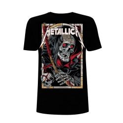 Metallica - Death Reaper - T-shirt (Men)