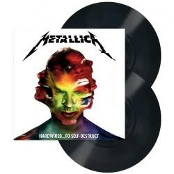 Metallica - Hardwired...To Self-Destruct - DOUBLE LP Gatefold