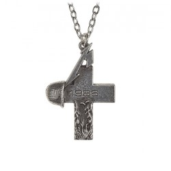 Metallica - Master Of Puppets - PENDANT