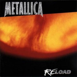 Metallica - Reload - DOUBLE LP Gatefold